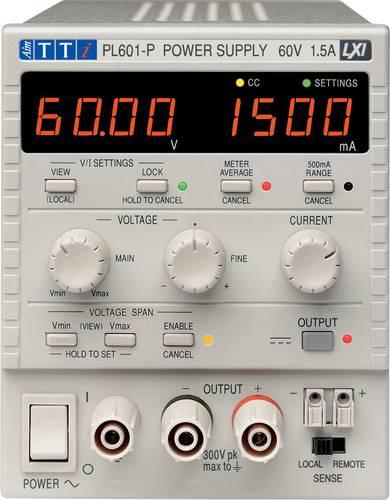 TTI TSX 3510p Single Netzteil RS232//GPIB 0/V-35/V//0/A-10/A