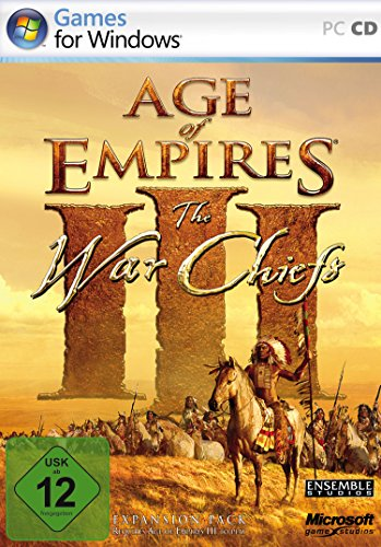 Age of Empires 3 - The War Chiefs (Add-On) [Software Pyramide] von Ak tronic