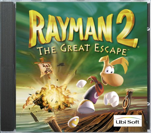 Rayman 2: The Great Escape von Ak tronic