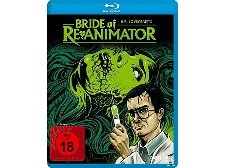BRIDE OF RE-ANIMATOR [Blu-ray] von CAPELIGHT PICTURES