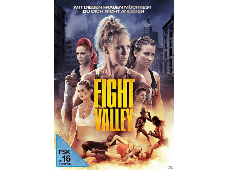 Fight Valley [DVD] von FALCOM MED