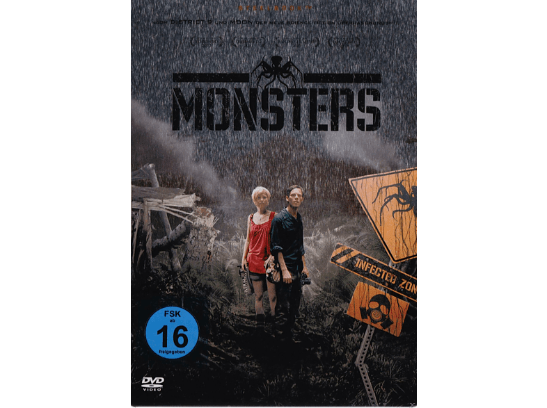 MONSTERS (LIMITED EDITION)) [DVD] von CAPELIGHT