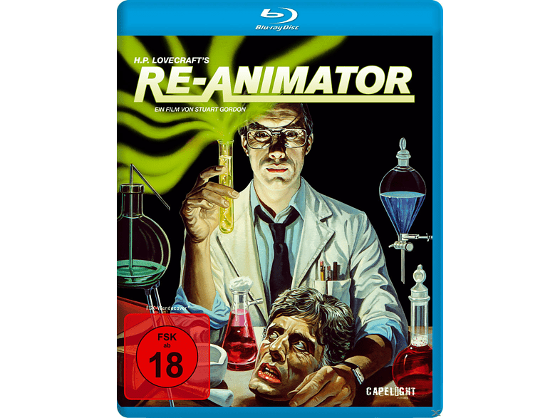 Re-Animator [Blu-ray] von CAPELIGHT