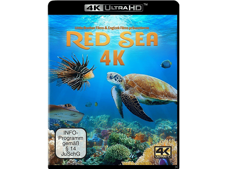 Red Sea [4K Ultra HD Blu-ray] von LITTLE BRO