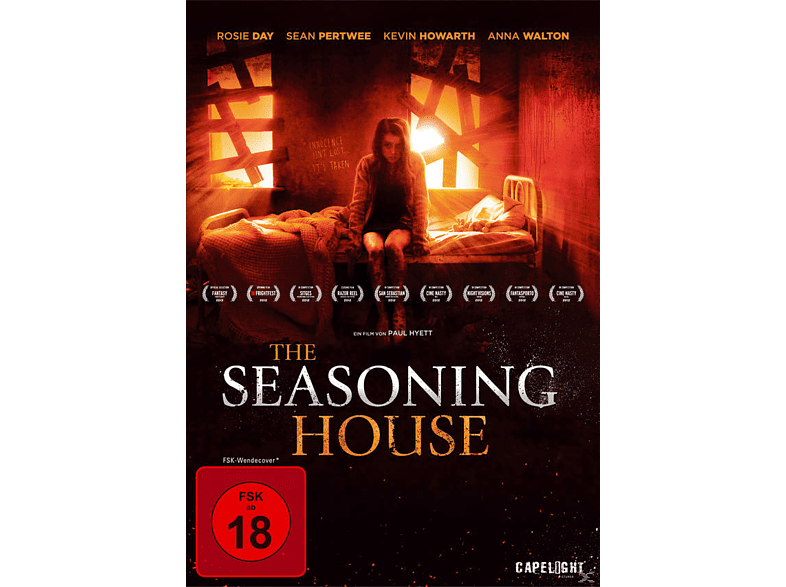 The Seasoning House DVD von CAPELIGHT