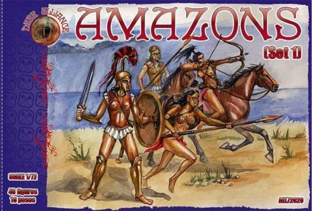 Amazons (Set1) von Alliance