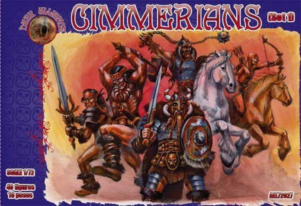 Cimmerians, Set 1 von Alliance