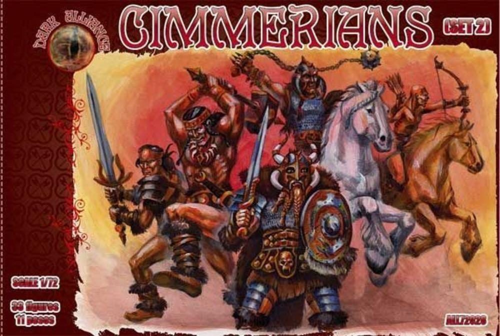 Cimmerians, Set 2 von Alliance