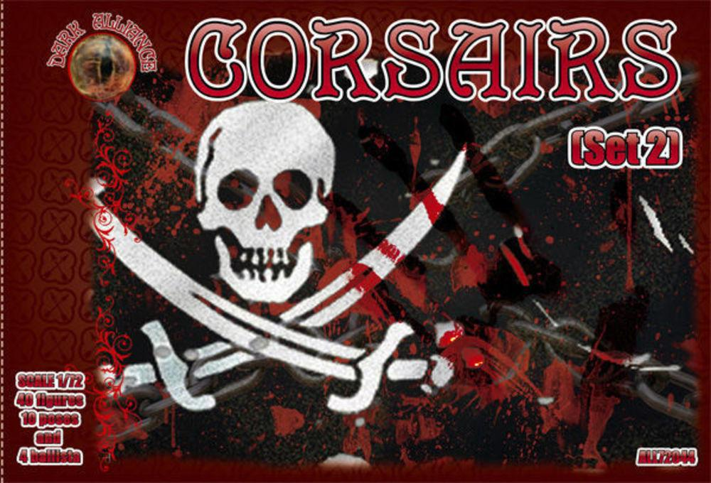 Corsairs - Set 2 von Alliance