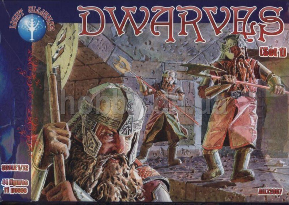 Dwarves, set 1 von Alliance
