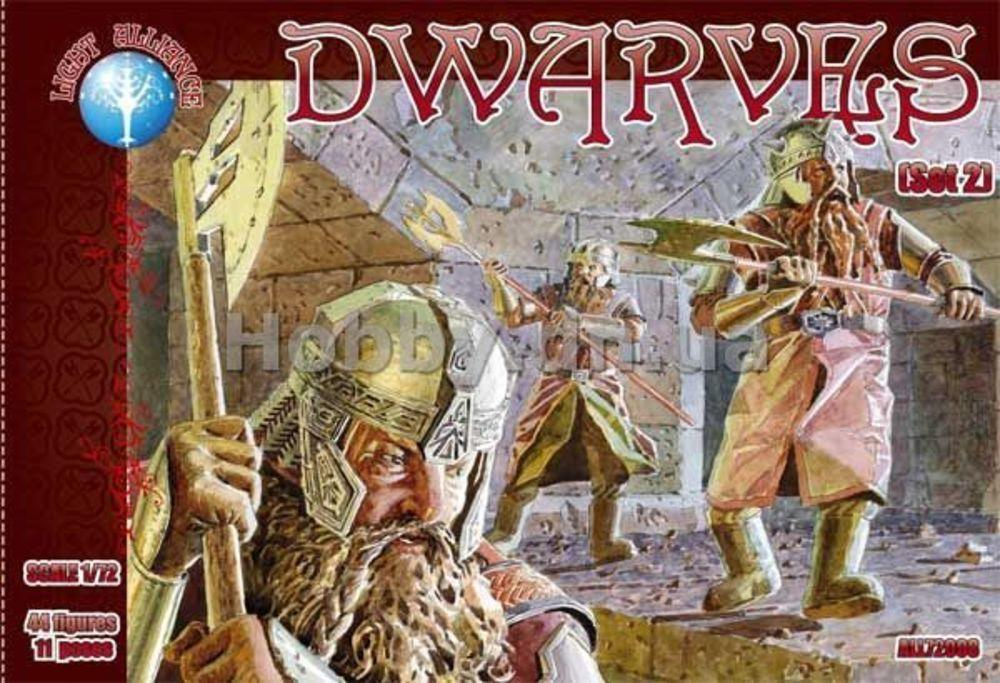Dwarves, set 2 von Alliance