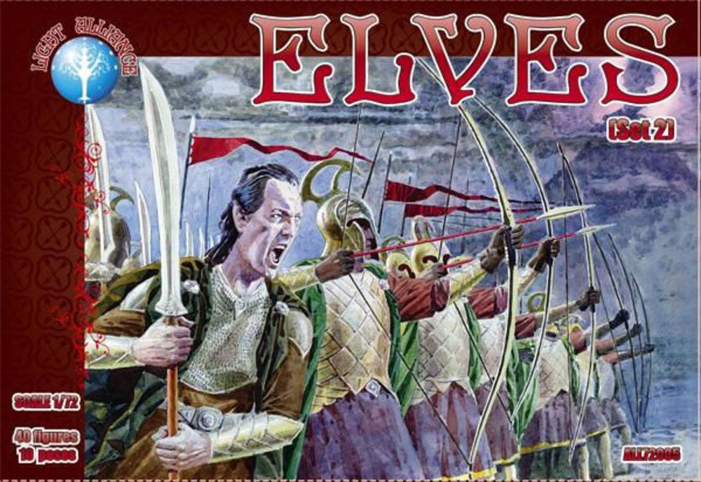 Elves - Set 2 von Alliance