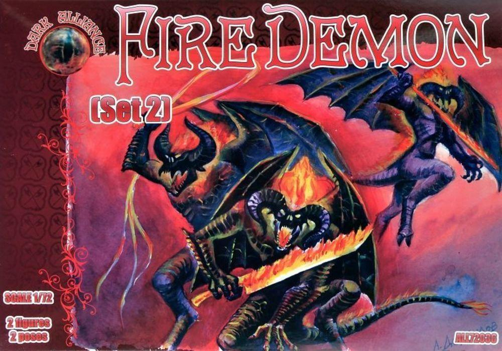Fire Demon, set 2 von Alliance