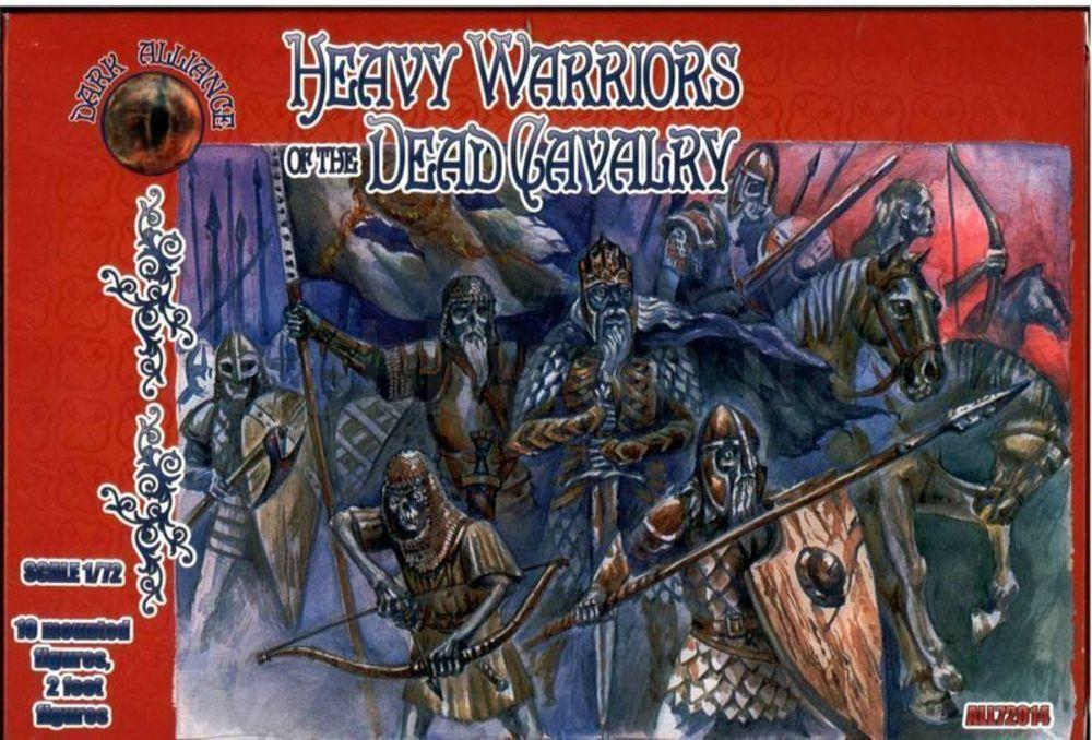 Heavy warriors of the Dead Cavalry von Alliance