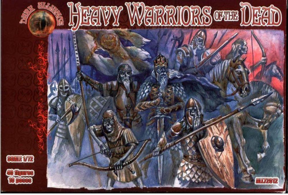 Heavy warriors of the Dead von Alliance