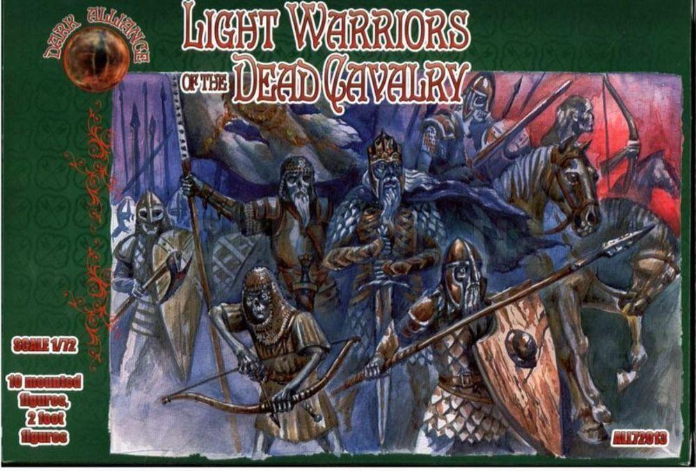 Light warriors of the Dead Cavalry von Alliance