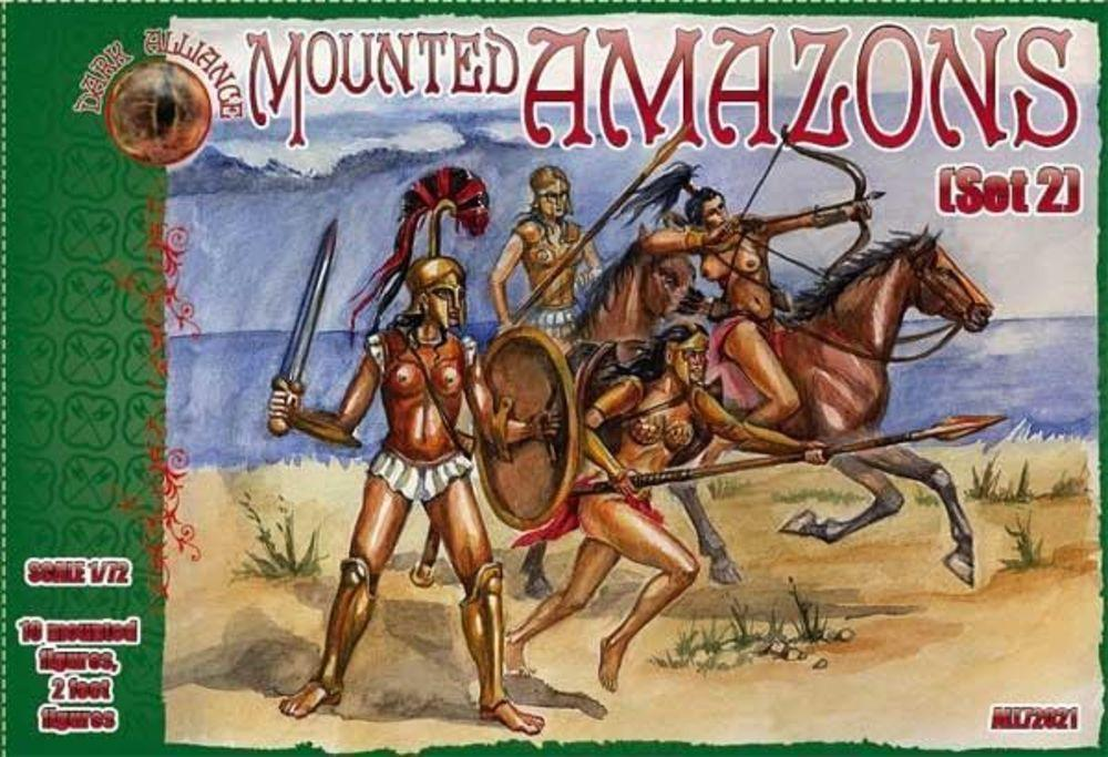 Mounted Amazons (Set 2) von Alliance