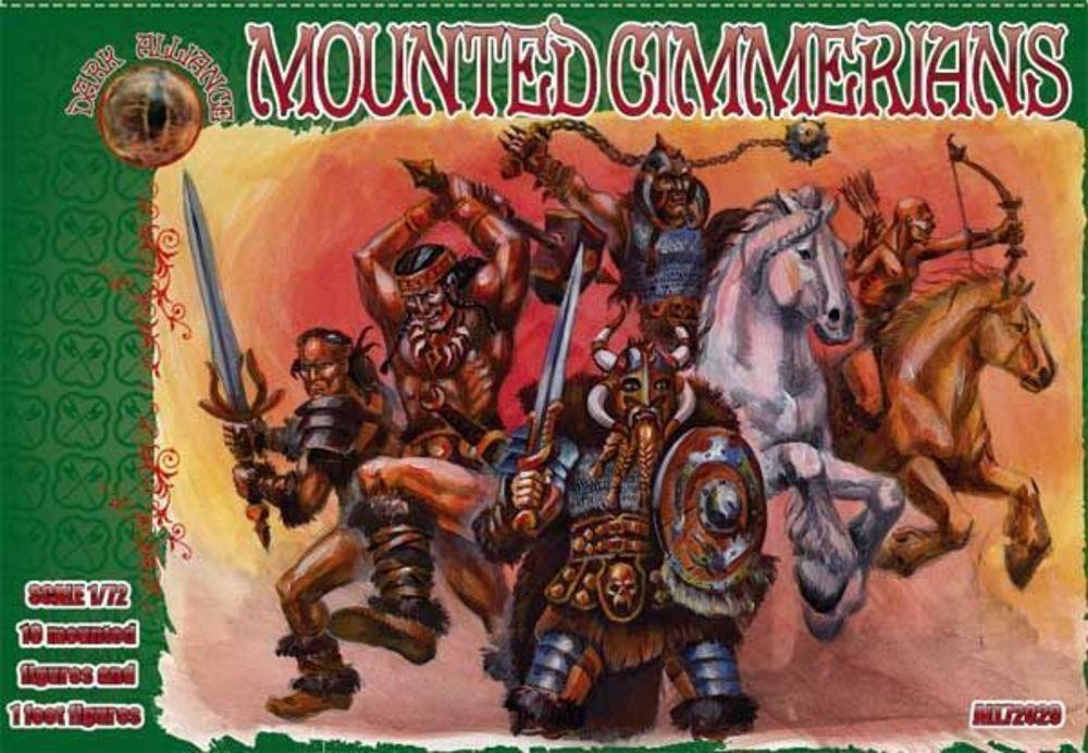 Mounted Cimmerians von Alliance