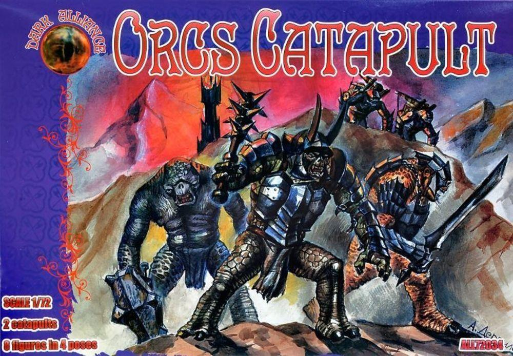 Orcs catapult von Alliance