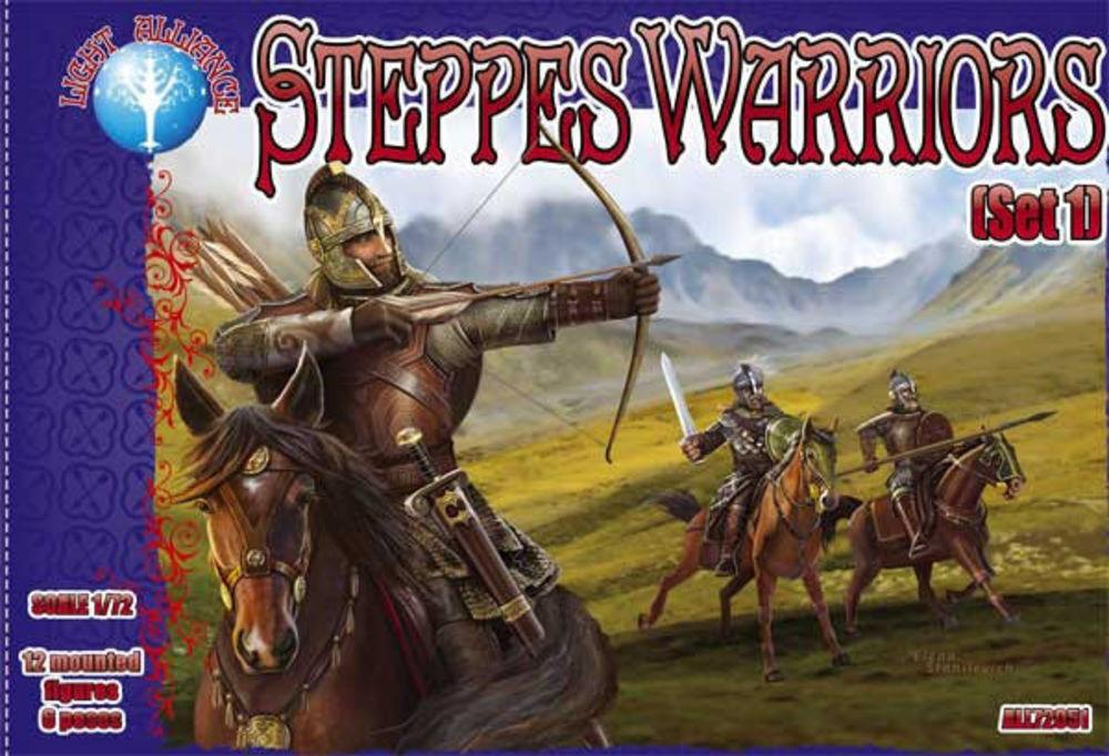 Steppes Warriors - Set 1 von Alliance