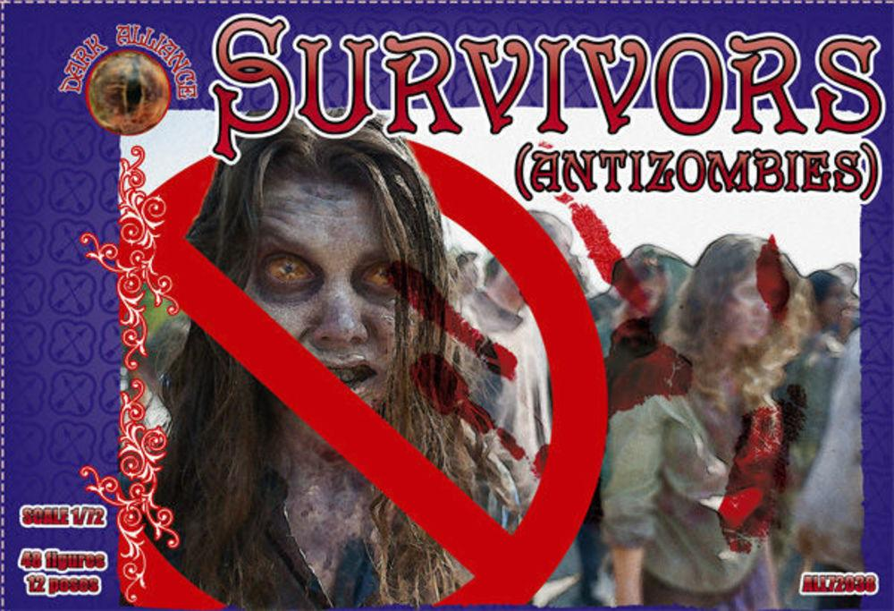 Survivors (antizombies) von Alliance