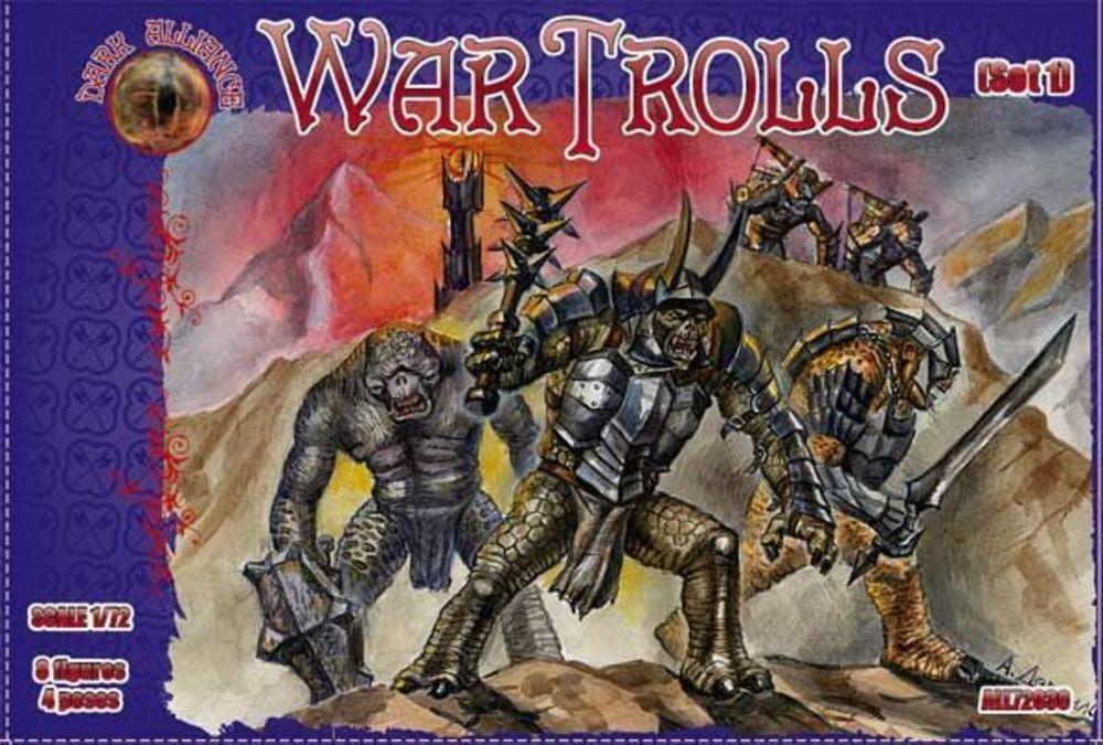 War Trolls, Set 1 von Alliance