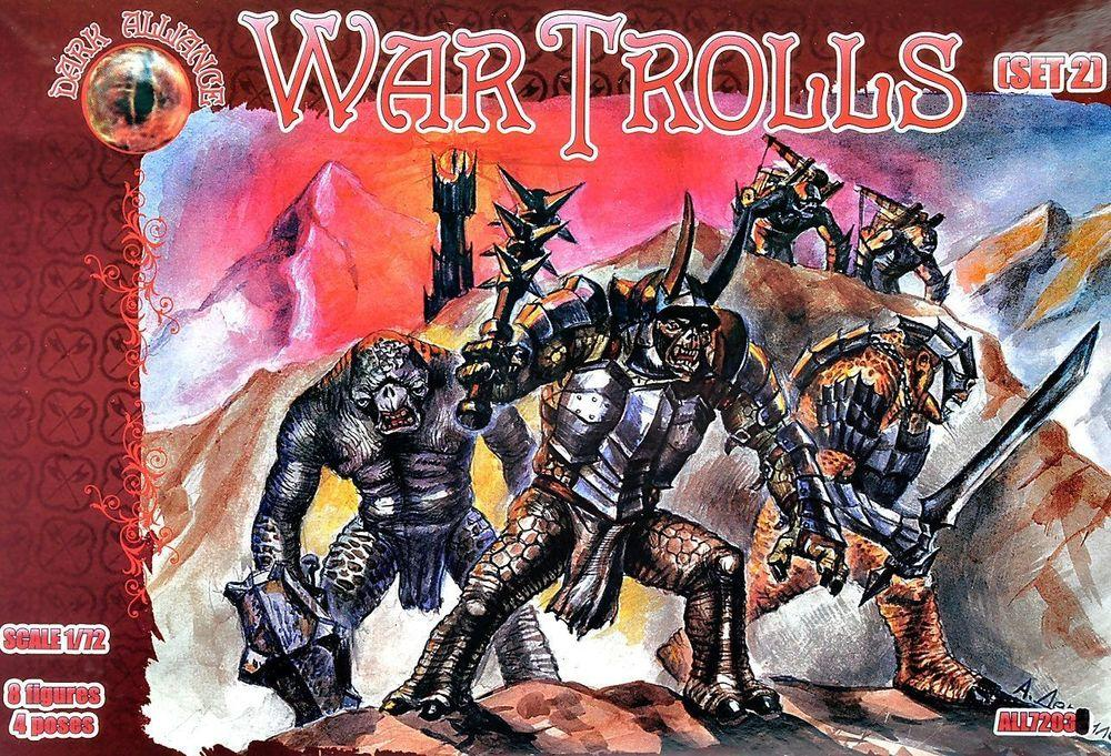 War Trolls, set 2 von Alliance
