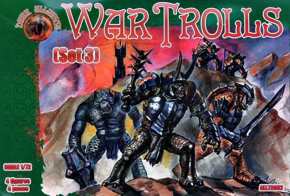 War Trolls, set 3 von Alliance
