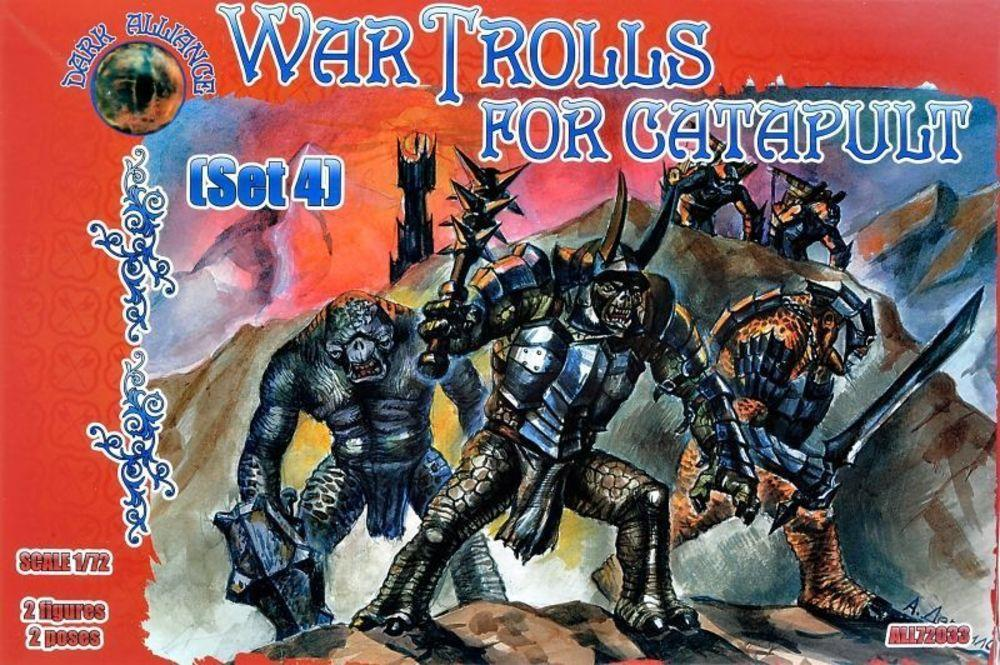 War Trolls for catapult, set 4 von Alliance