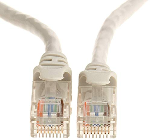 Amazon Basics PC002 Ethernet-Netzwerkkabel, RJ45, Cat5e, 7,6 m m, 1.000Mbit/s von Amazon Basics