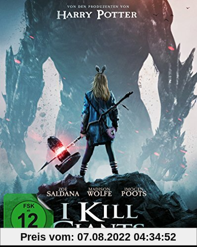 I Kill Giants [Blu-ray] von Anders Walter