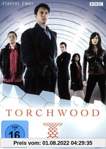 Torchwood - Staffel Zwei (4 DVDs) von Ashley Way