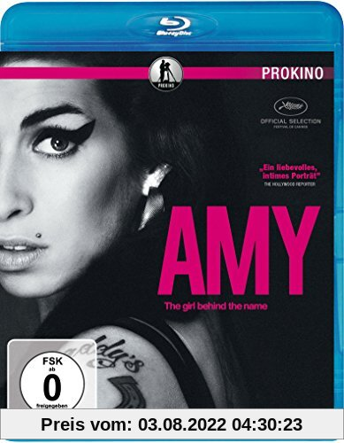 Amy - The girl behind the name (OmU) [Blu-ray] von Asif Kapadia