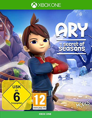 Ary and the Secret of Seasons von Astragon