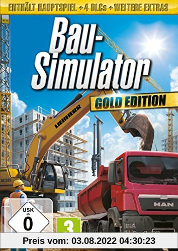 Bau-Simulator: Gold-Edition von Astragon