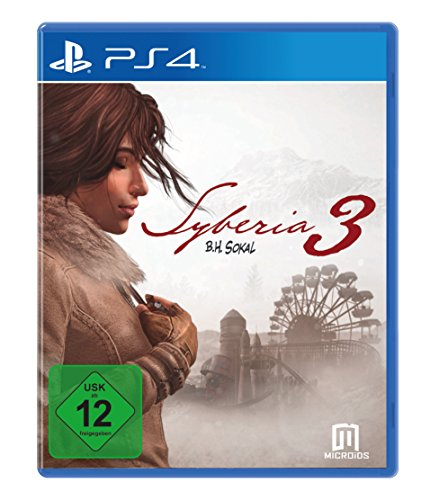 Syberia 3 [PlayStation 4] von Astragon