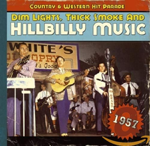 Country And Western Hit 1957 von BEAR FAMILY