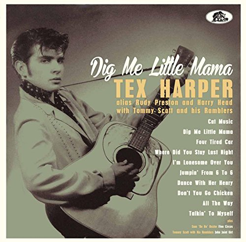 Dig Me Little Mama [Vinyl LP] von BEAR FAMILY