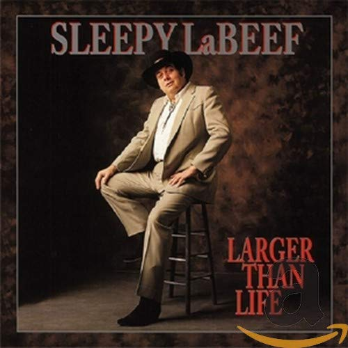 Larger Than Life 6-CD & Book von BEAR FAMILY