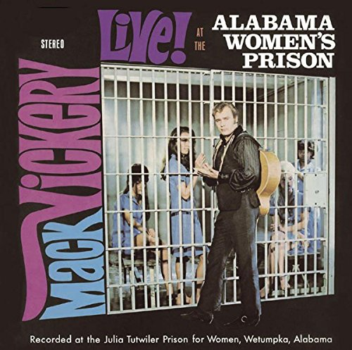 Live at the Alabama Women'S Prison von BEAR FAMILY