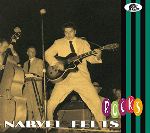 Narvel Felts Rocks von BEAR FAMILY