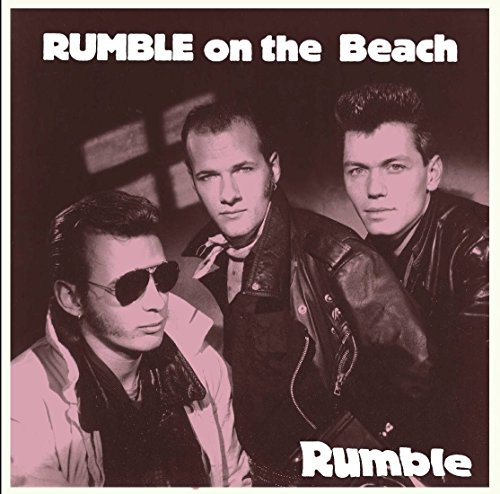 Rumble-10inch Purple Vinyl [Vinyl LP] von BEAR FAMILY