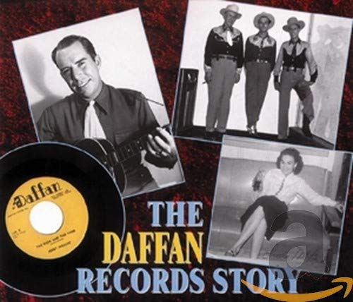 The Daffan Singles 2-CD von BEAR FAMILY
