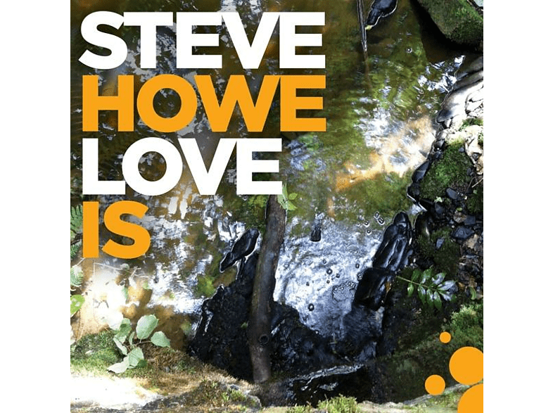 Steve Howe - LOVE IS (CD) von BMG RIGHTS