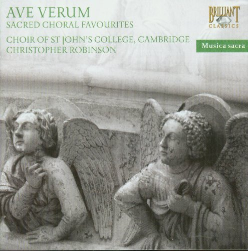 Ave Verum-Favourites von BRILLIANT CLASSICS