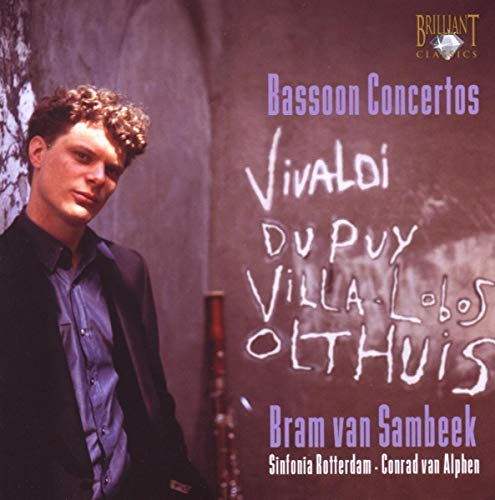 Bassoon Concertos - The Art Of The Bassoon von BRILLIANT CLASSICS