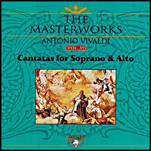 Cantatas for Soprano & Alto von BRILLIANT CLASSICS