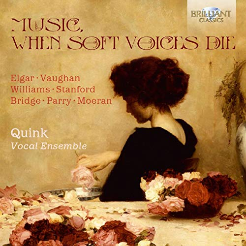 Music,When Soft Voices die von BRILLIANT CLASSICS