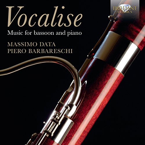Music for Bassoon and Piano von BRILLIANT CLASSICS