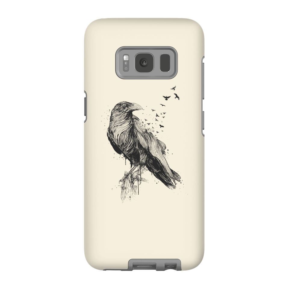 Balazs Solti Birds Flying Phone Case for iPhone and Android - Samsung S8 - Tough Hülle Glänzend von Balazs Solti